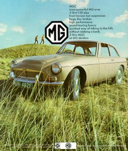 MGC Ad gold mgc front three-quarter