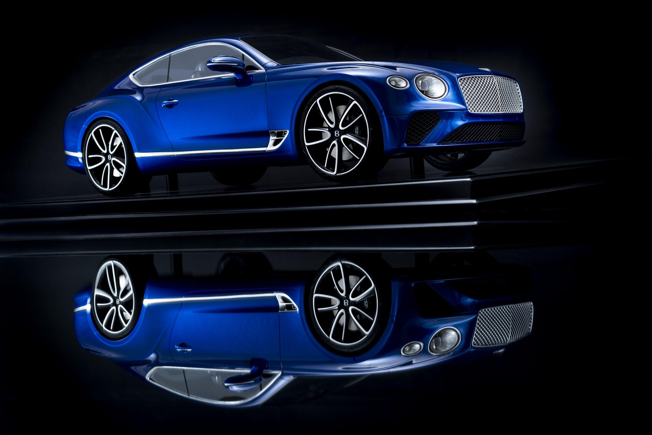 Bentley Continental GT model 1