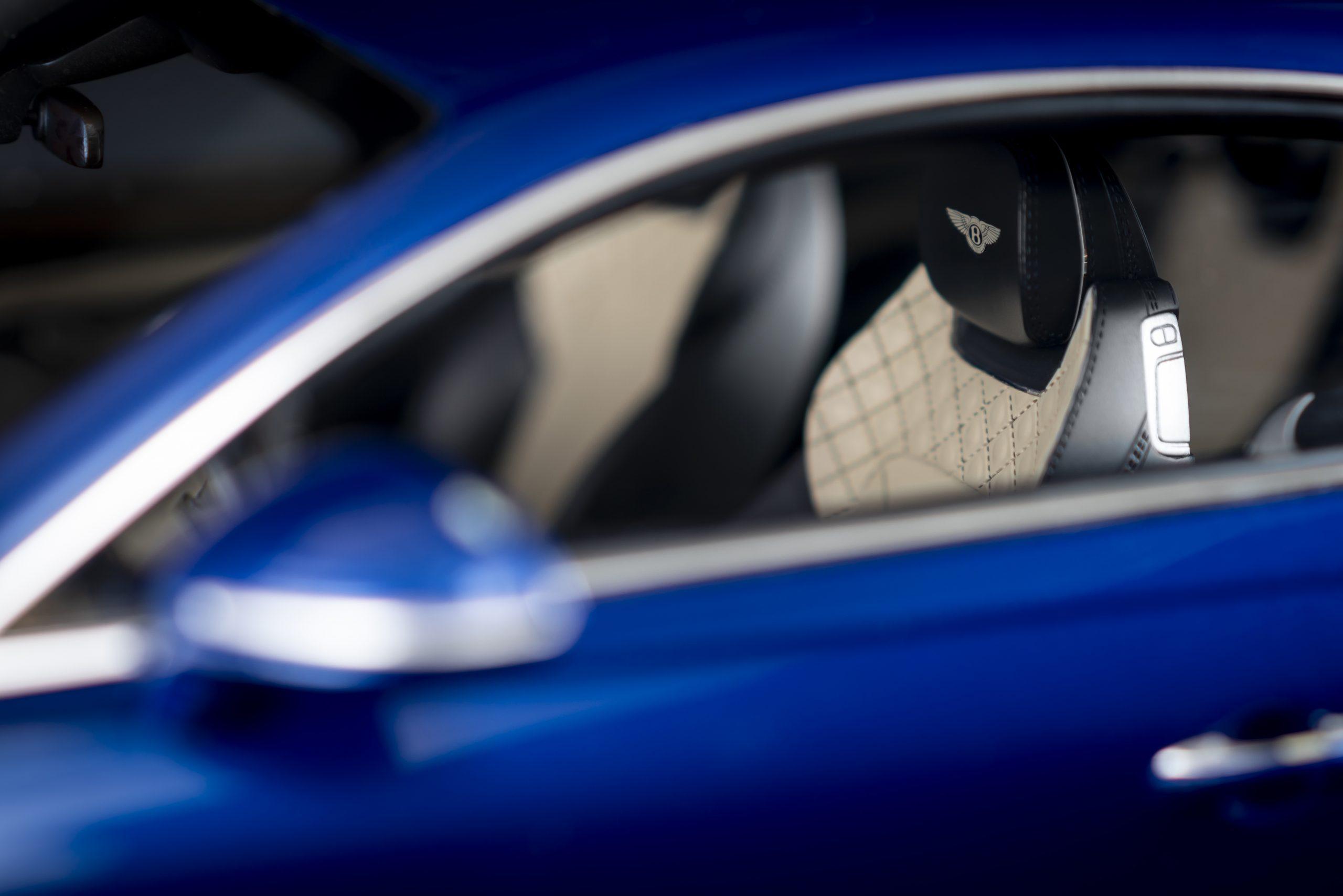 Bentley Continental GT model 3