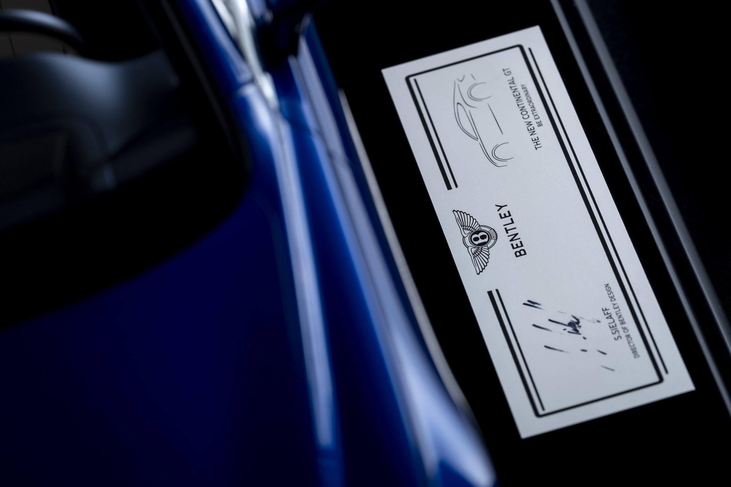 Bentley Continental GT model 4