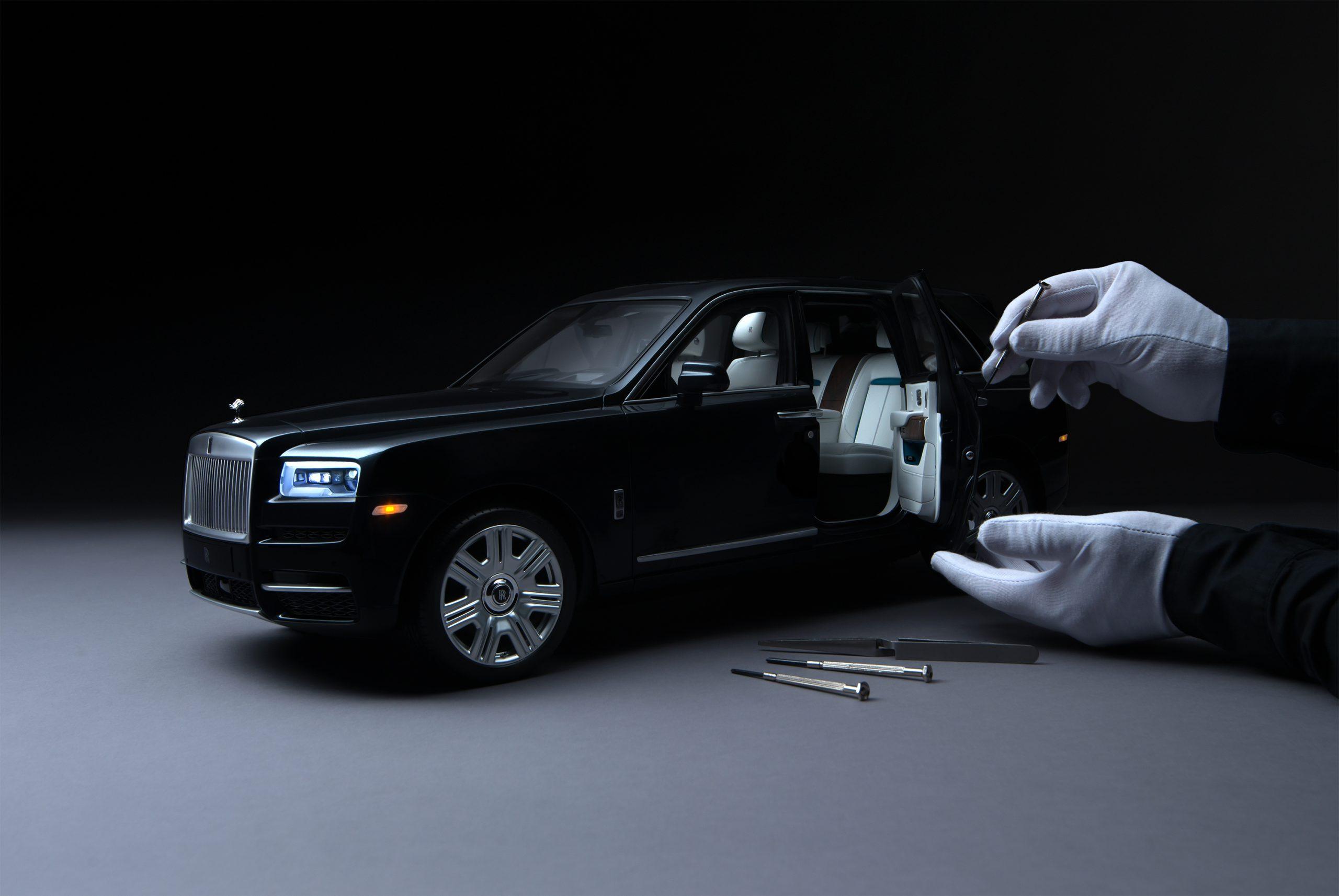 Rolls-Royce Cullinan model 1