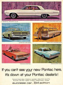 60s Pontiac Canadian Models