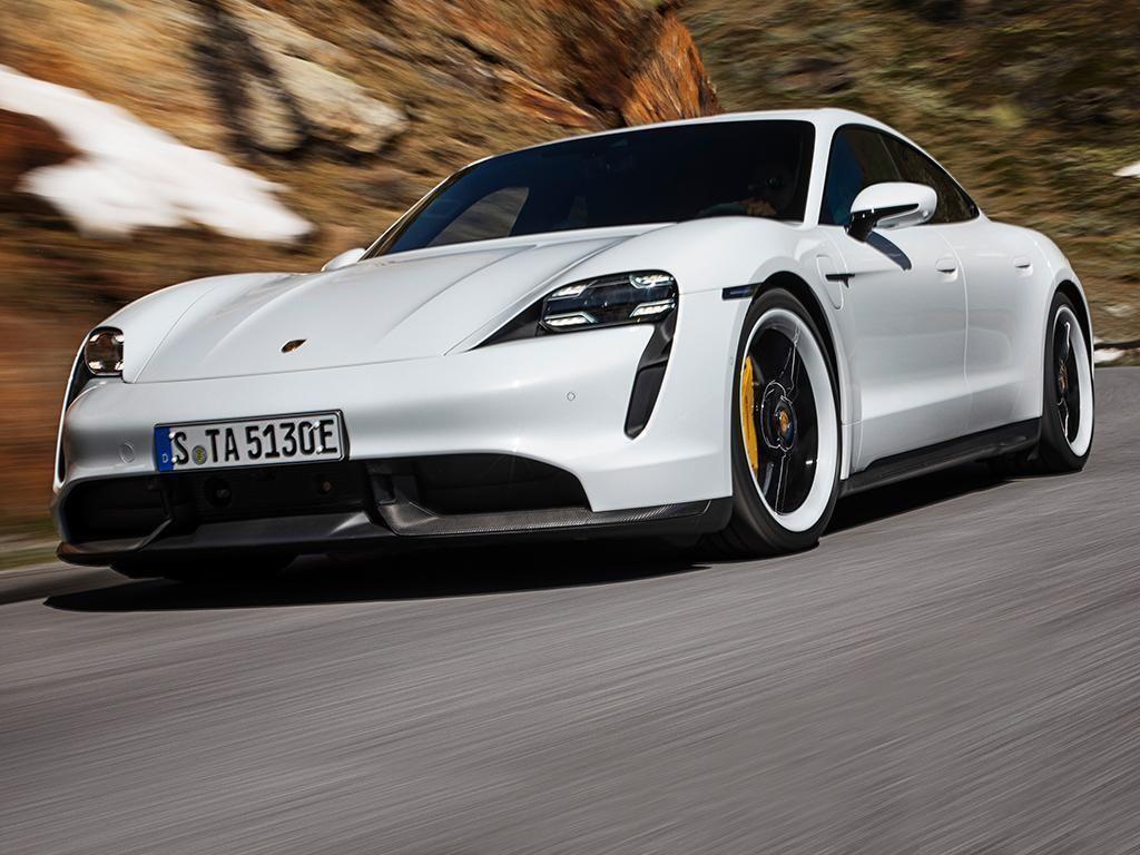 Porsche Taycan 2021-1