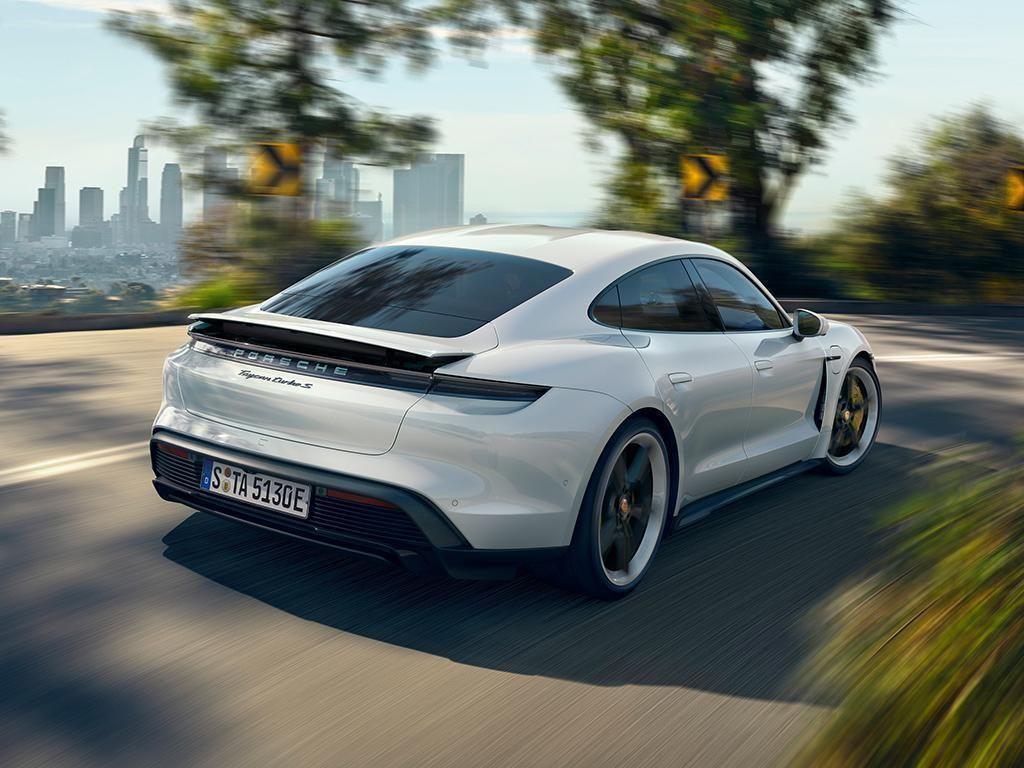 Porsche Taycan 2021-2
