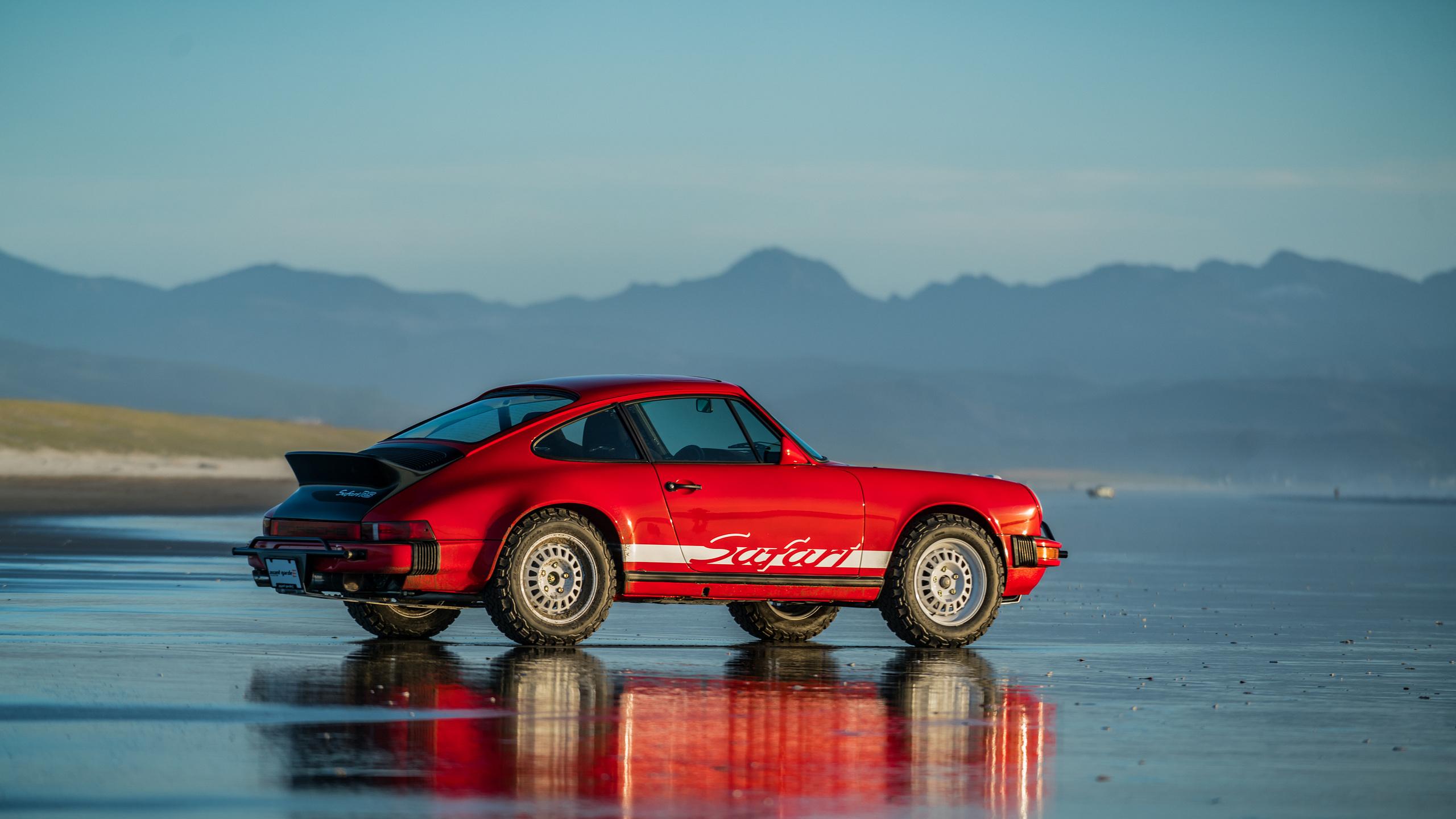 Avant-Garde Collection 911 Safari rear three-quarter