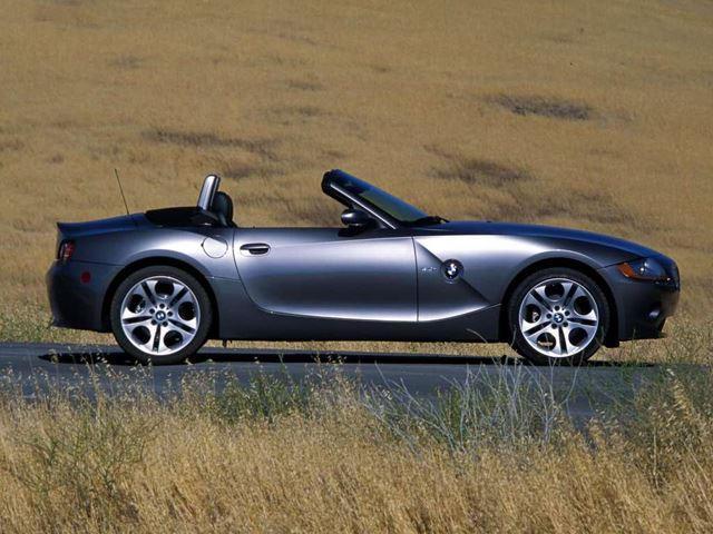 Rob Siegel - BMW Z4 passenger profile