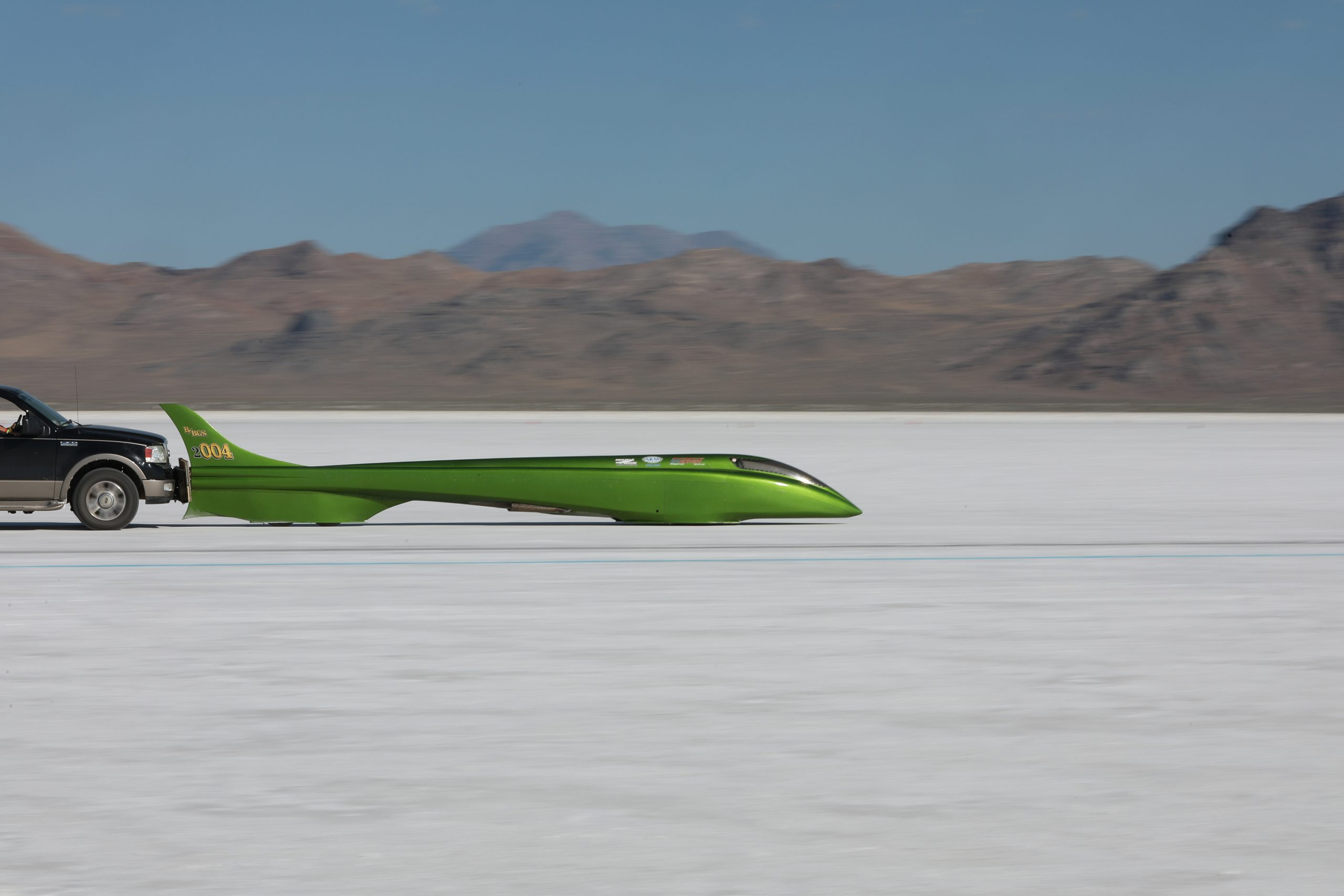 Salt Shark Streamliner Speed Week 2020