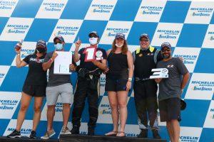 shift up motorsports podium awards