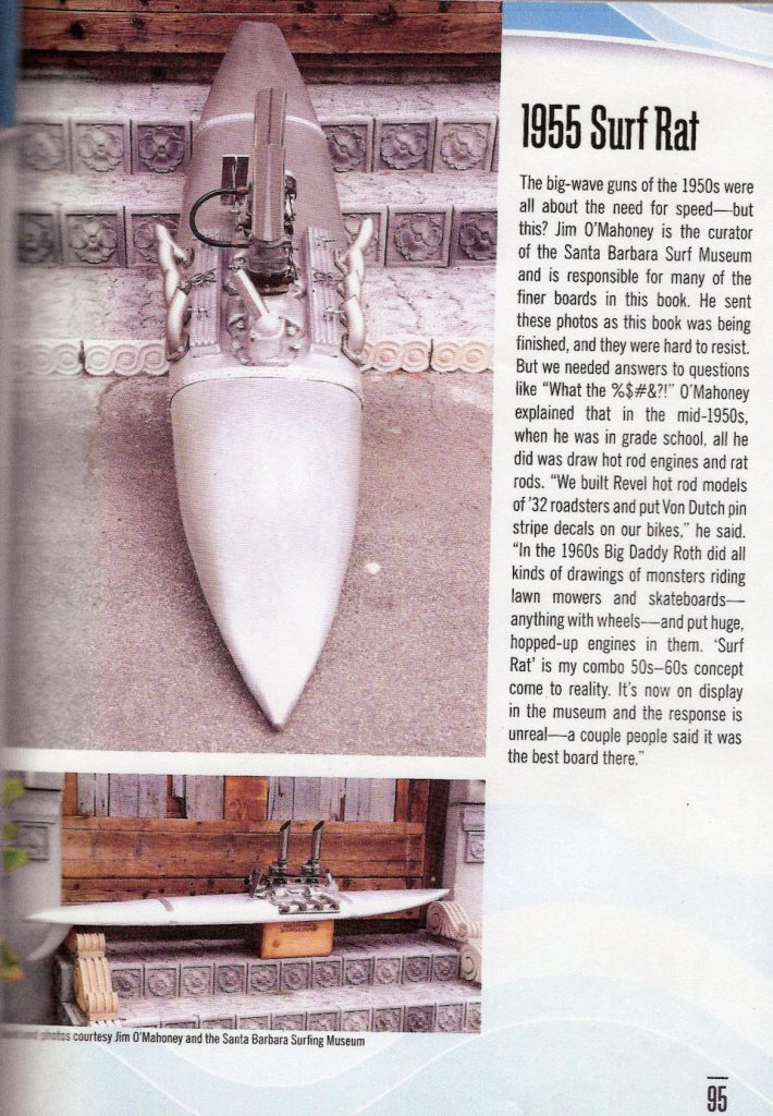 Surf Rat history