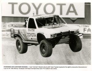 TRD-1990 MTEG Ivan Stewart airborne