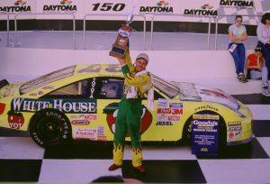 TRD-2002 NASCAR Goodys Dash Daytona Robert Huffman