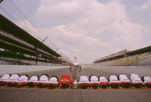 TRD-2003 Indy 500 Gil de Ferran bricks