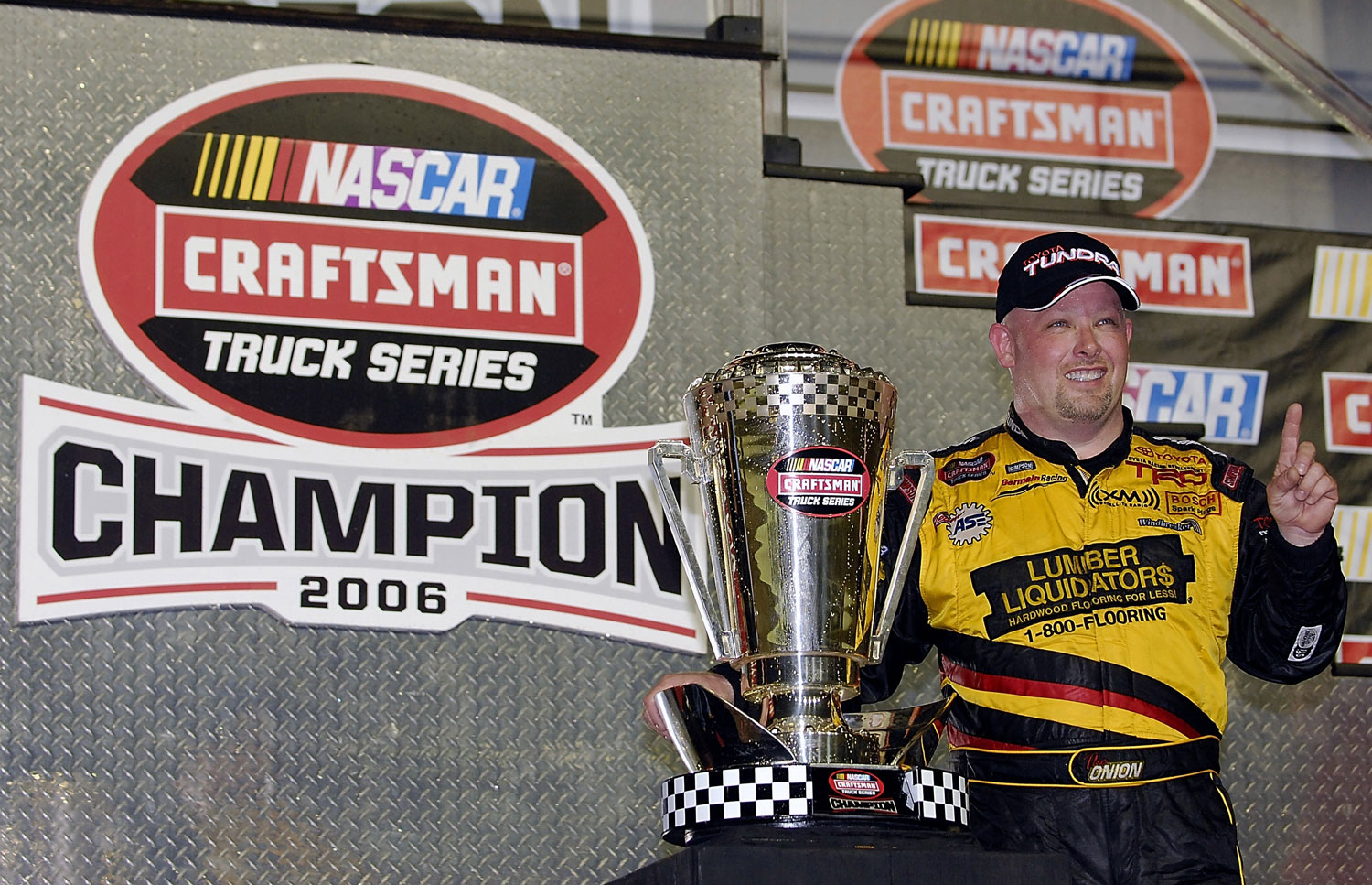 2006 NCTS Champion Todd Bodine