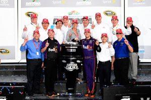 2016 Daytona 500 Winner Denny Hamlin