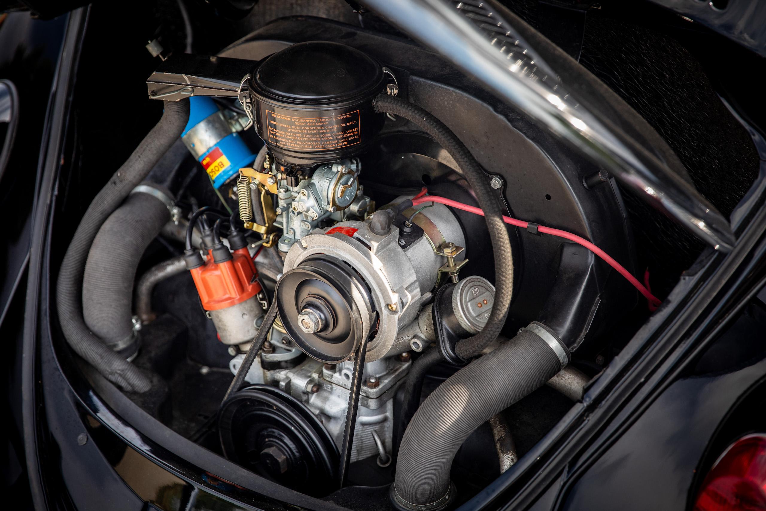 volkswagen bug beetle engine