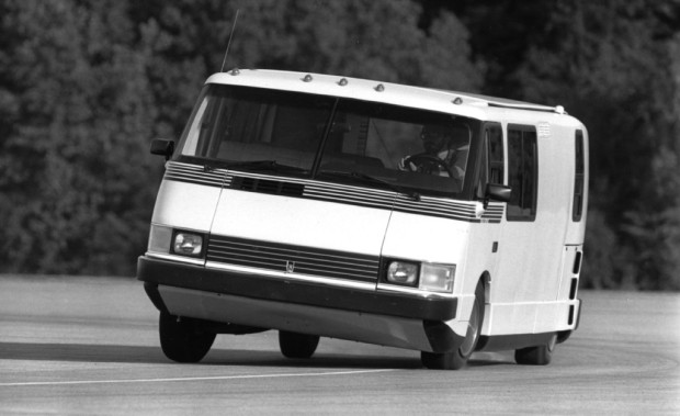 The Vixen 21 TD RV was the sports car of motorhomes