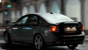 James Bond Volvo S40