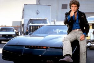 Knight Rider David Hasselhoff