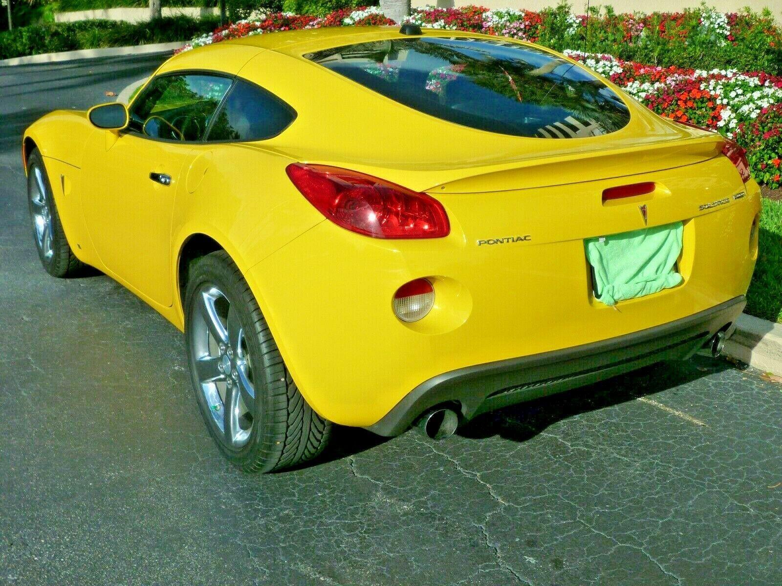 2006 Pontiac Solstice GXP coupe hard top