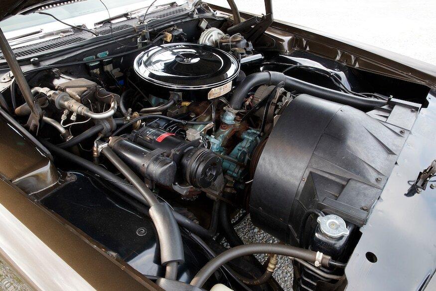 1969 pontiac grand prix sj engine