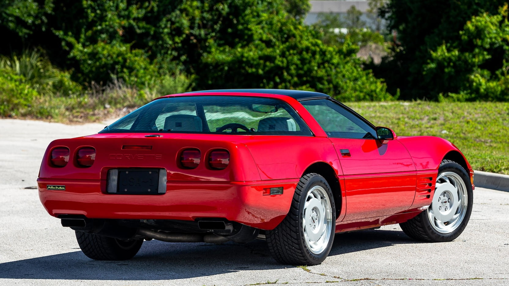 1992 Chevrolet Corvette coupe C4