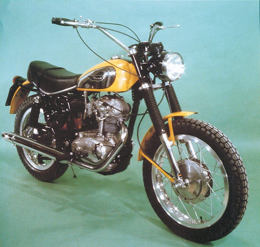 Ducati 1970 Scrambler