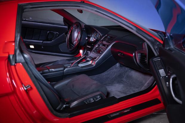 1999 Acura NSX Zanardi Edition #51