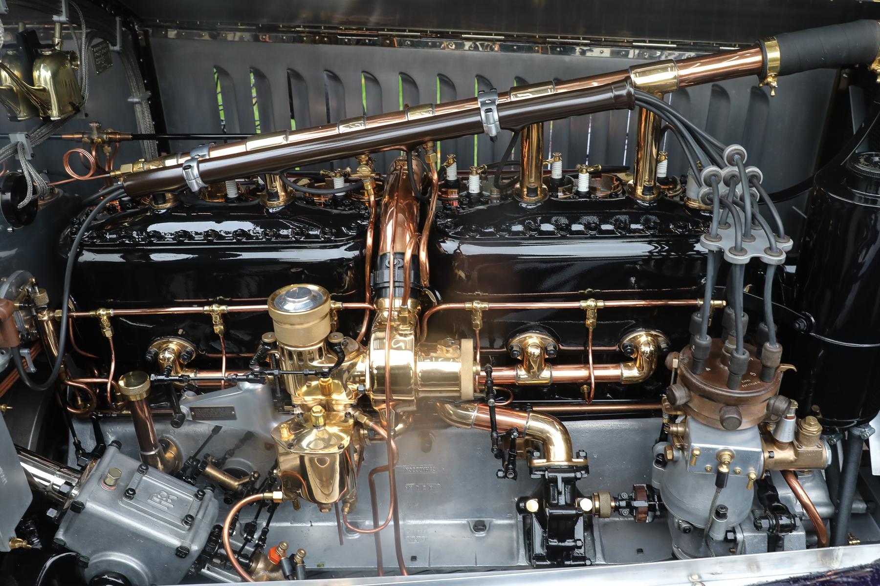 1919 Rolls Royce 40-50 HP Silver Ghost Alpine Eagle Tourer