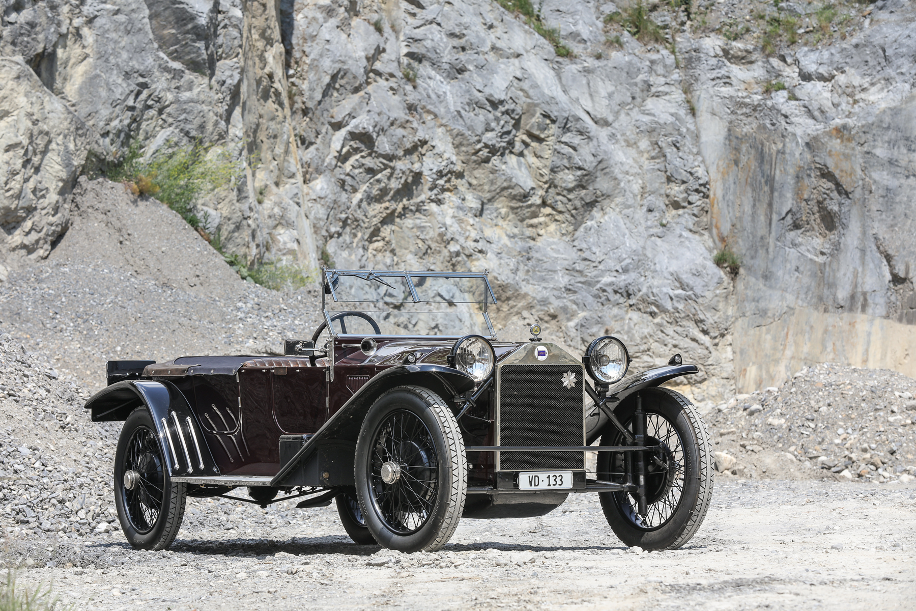 1924 Lancia Lambda Series III Torpedo