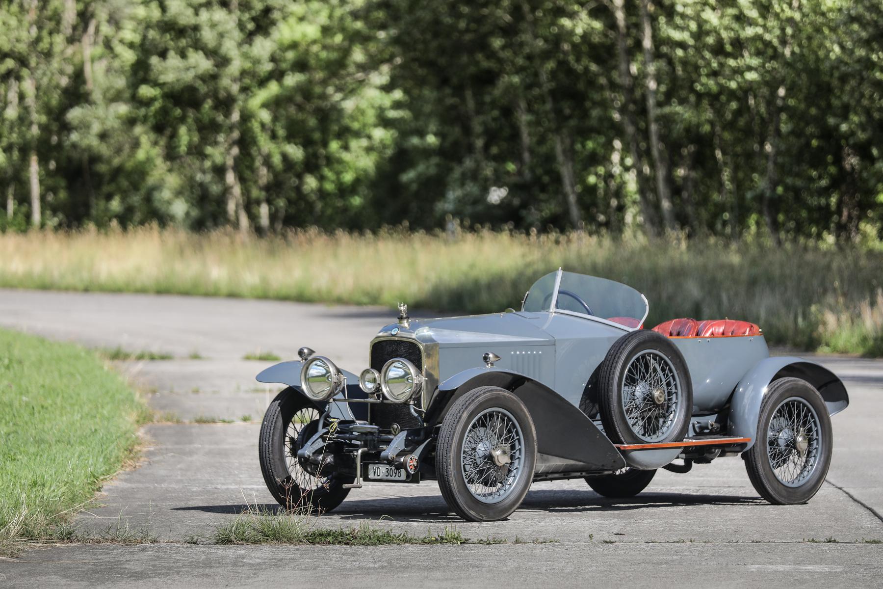 1924 Vauxhall 30-98 Type OE Wensum