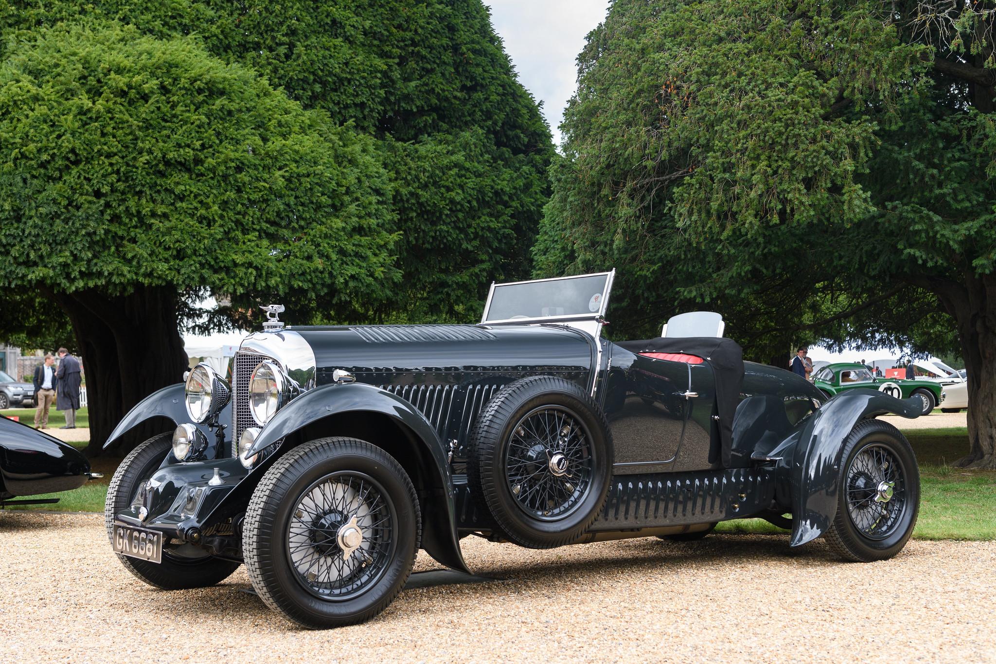 1930s–BentleyBlower
