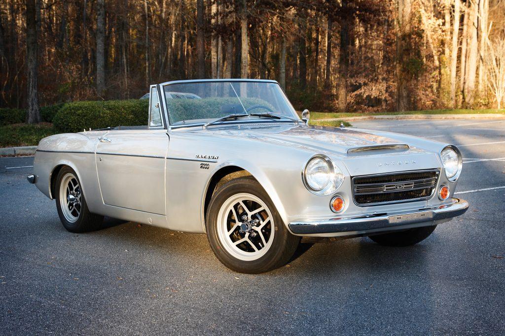 1967 Datsun 1600/2000 Roadster