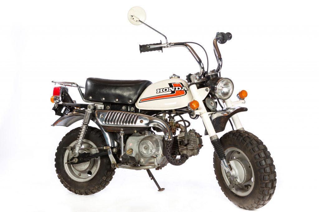 1975 Honda Z50J Monkey Bike