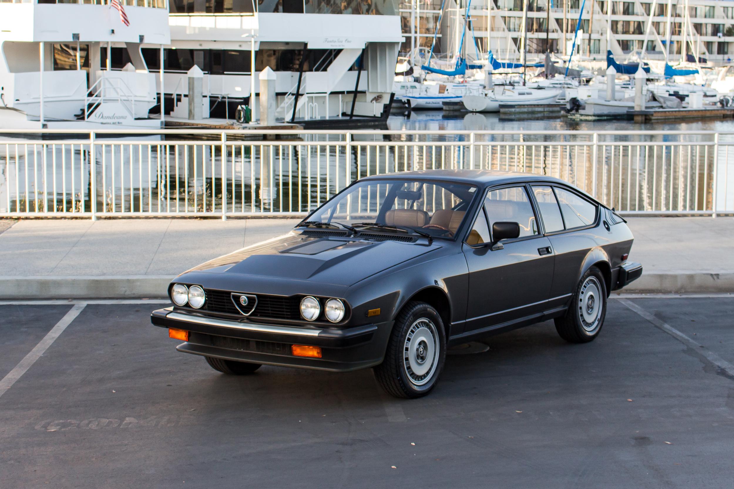 1981 Alfa Romeo GTV 6 2.5