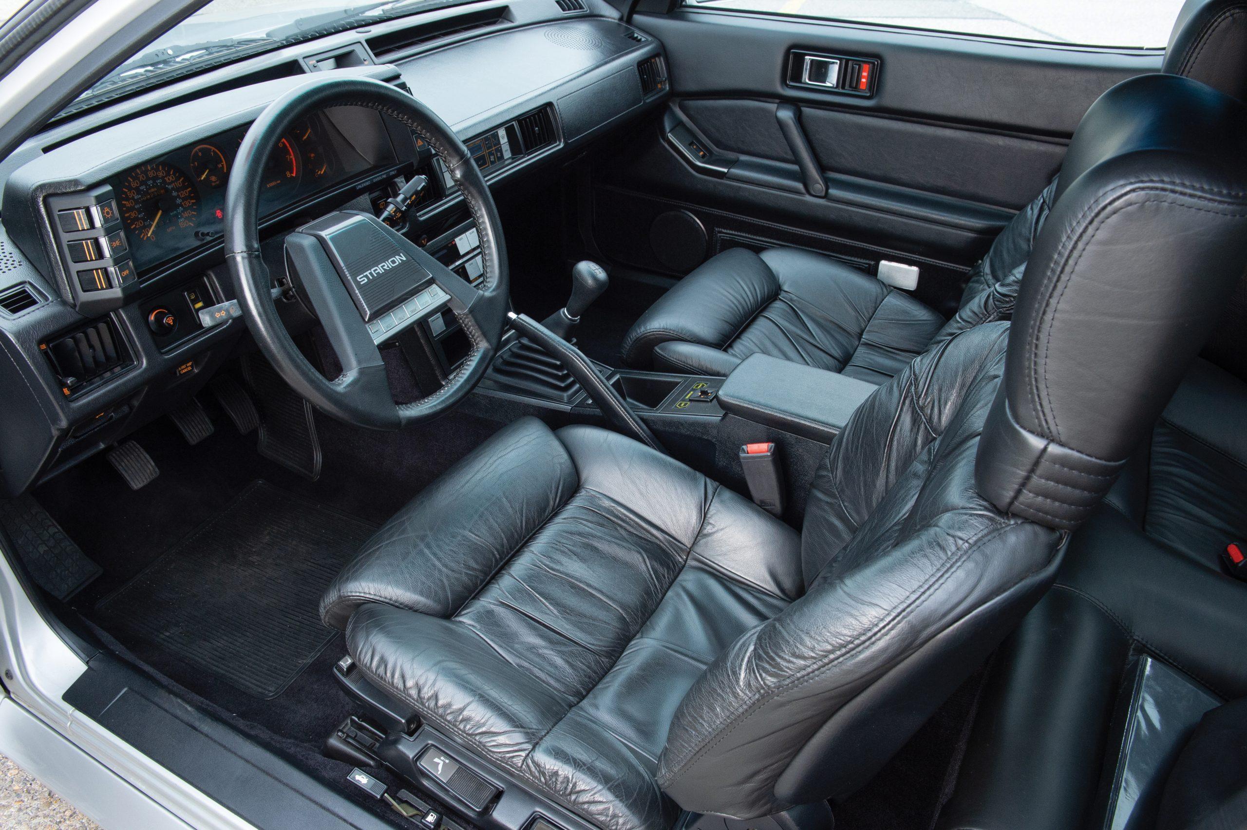 1986 Mitsubishi Starion ESI R