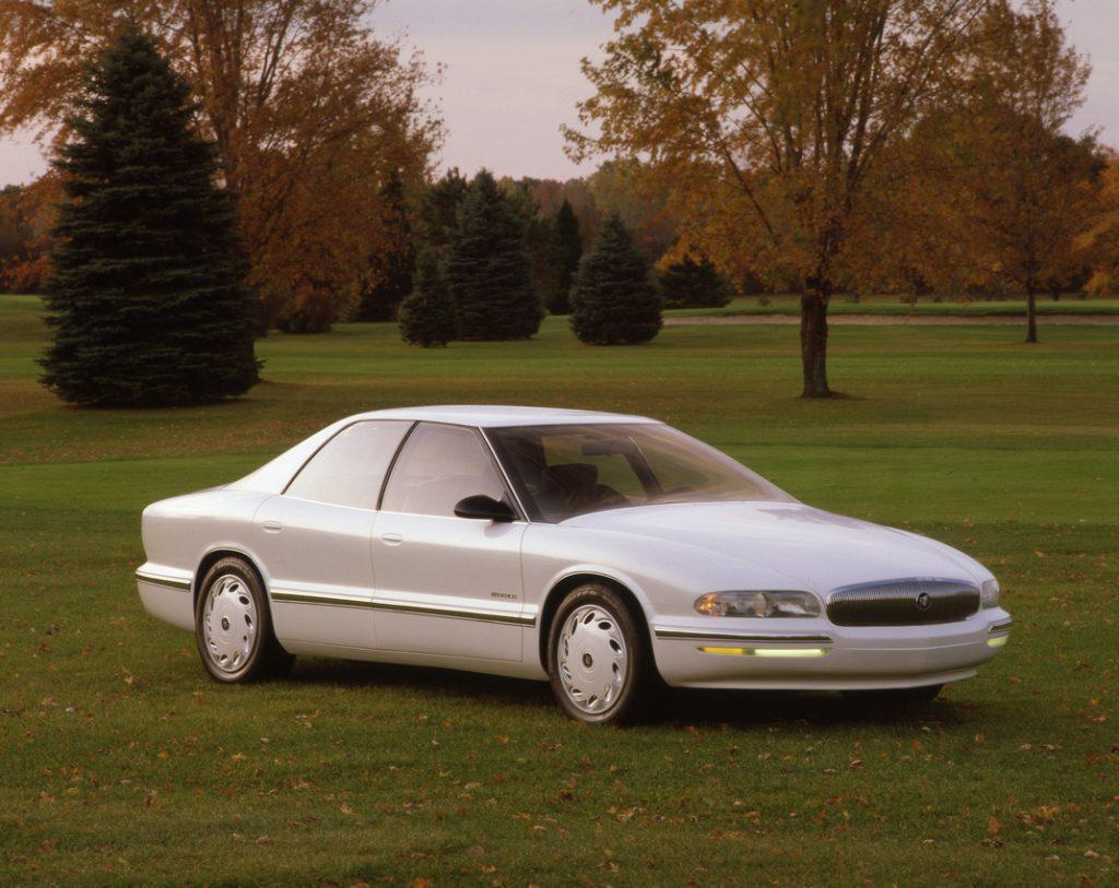 1989 Buick Essence concept01
