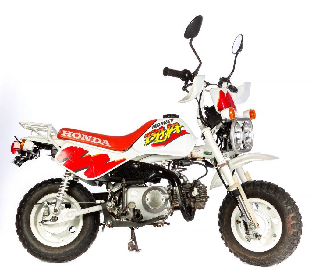 1991 Honda Z50J Baja Limited Edition