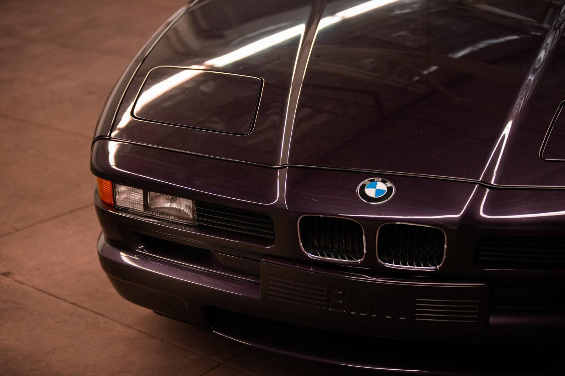 1995 BMW 850CSi front