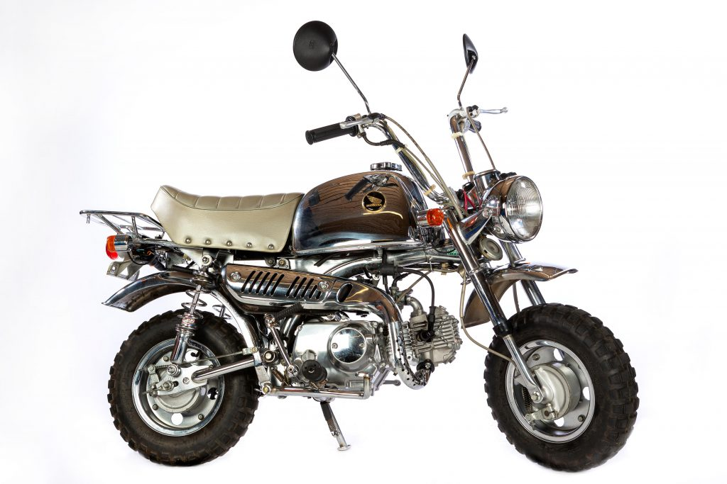 1999 Honda Z50J Gorilla Limited Edition Spring Collection