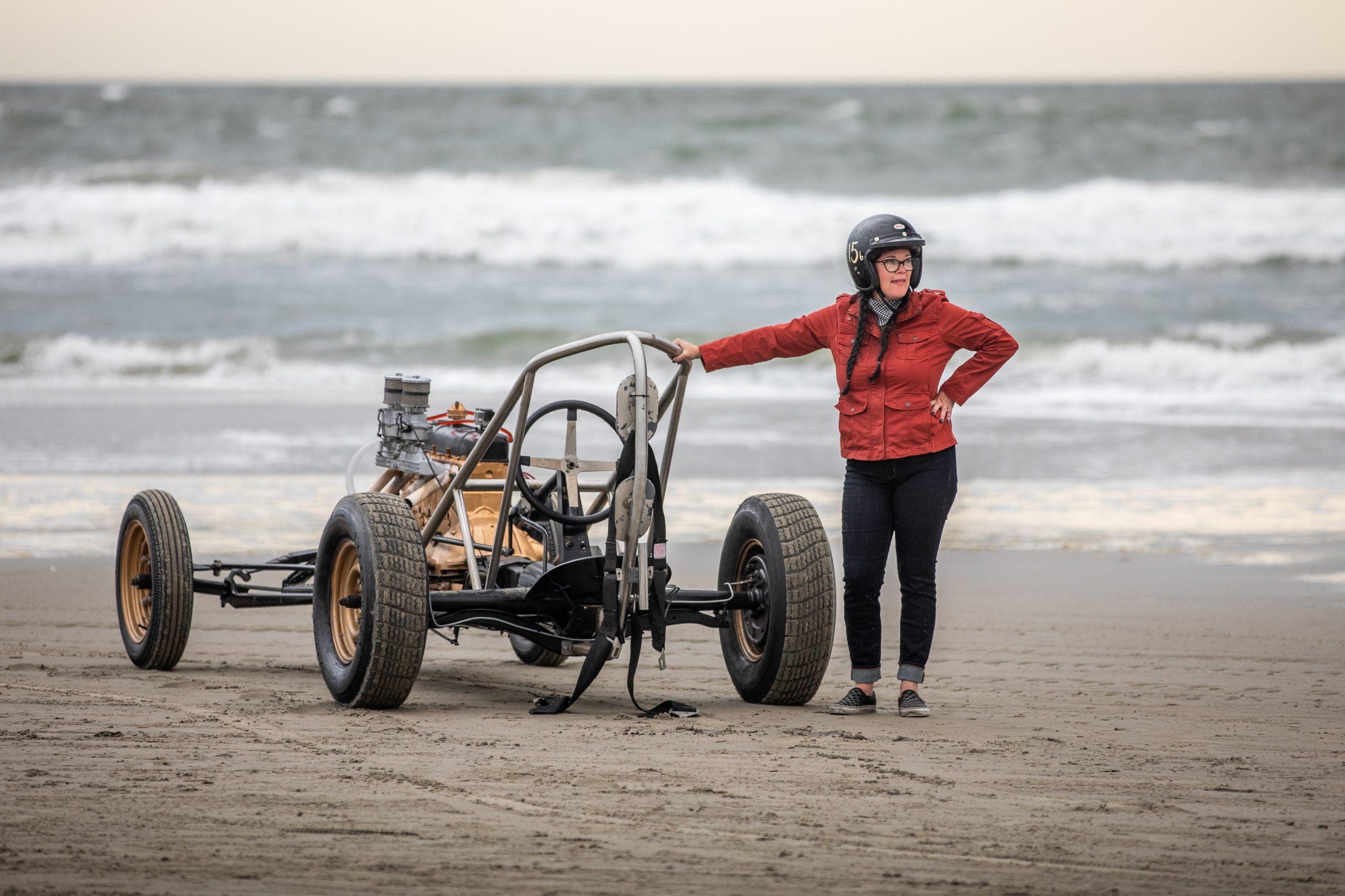 buggy beach sand racer