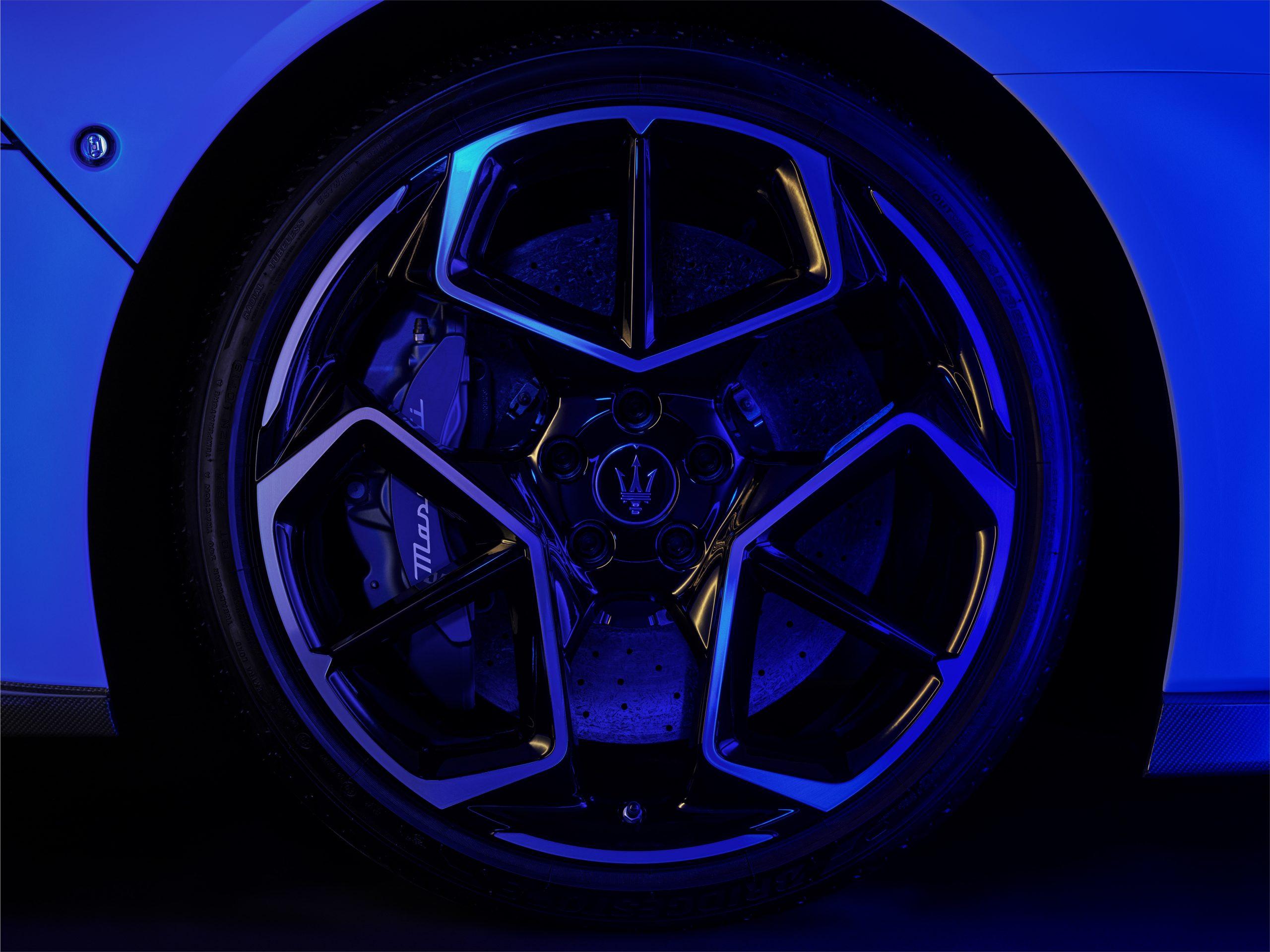 Maserati MC20 wheels