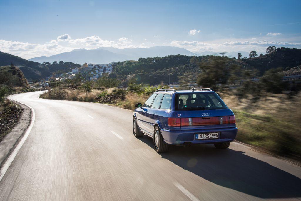 Audi RS2 Avant rear