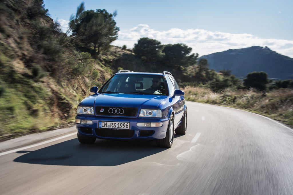 Audi RS2 Avant front
