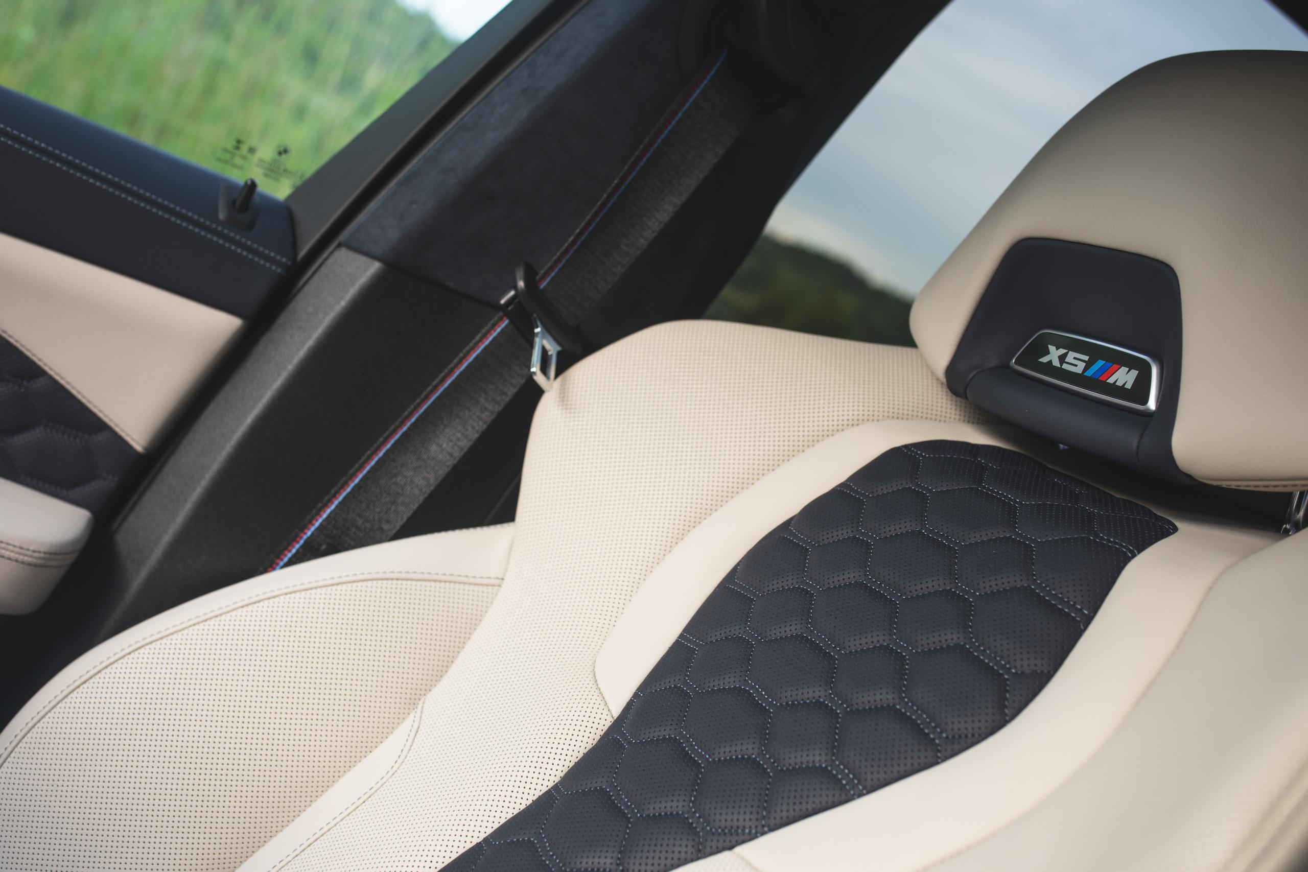 bmw x5m headrest