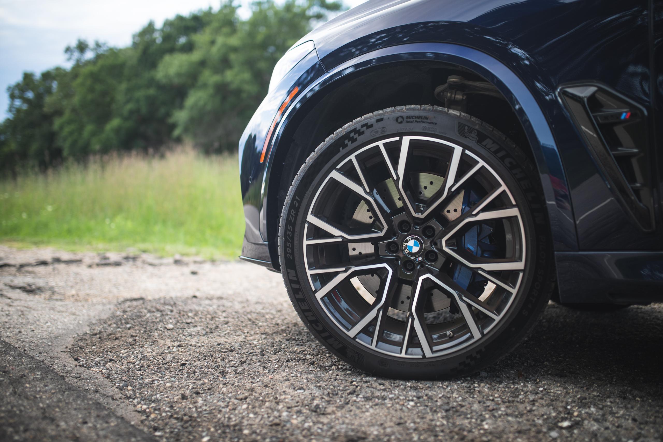bmw x5m front wheel