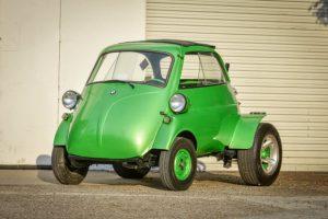 BaT VW-swapped Isetta