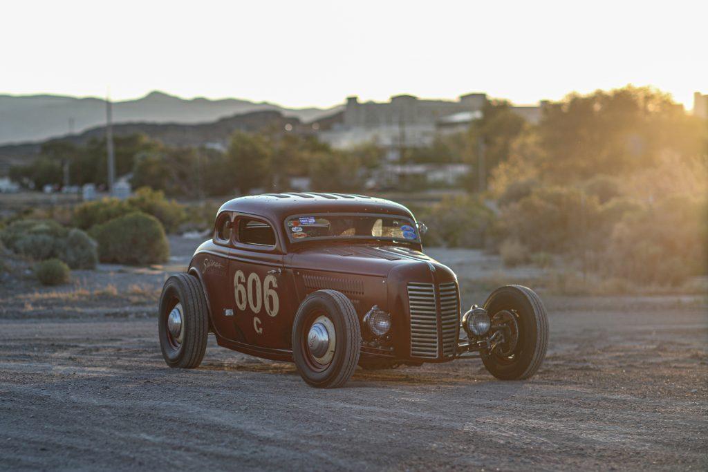 1934 Ford five-window Rolling Bones