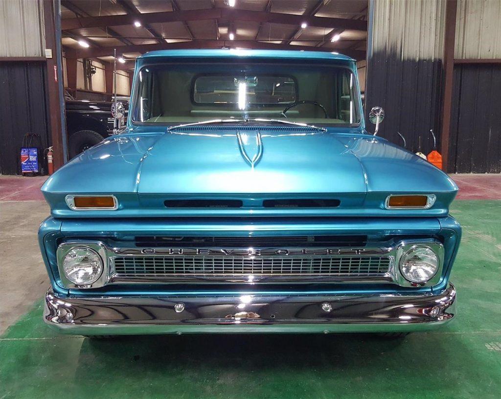 Buddy Allen Chevrolet - 1965 C10 - front