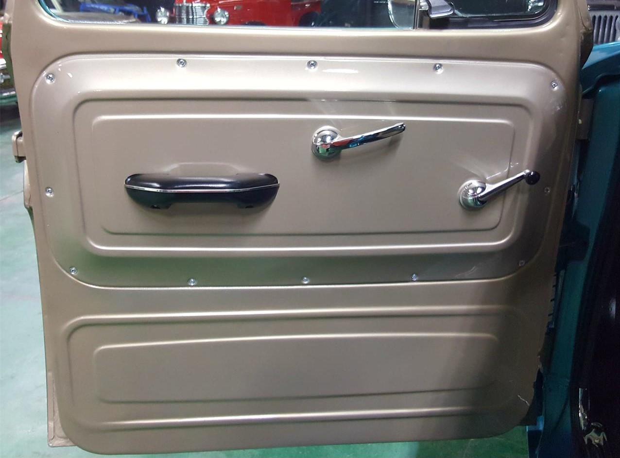 Buddy Allen Chevrolet - 1965 C10 - drivers side interior door