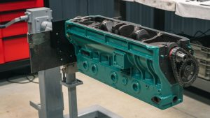 The crank is in our Buick straight-eight | Redline Update